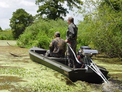болотоходы лодки для охоты