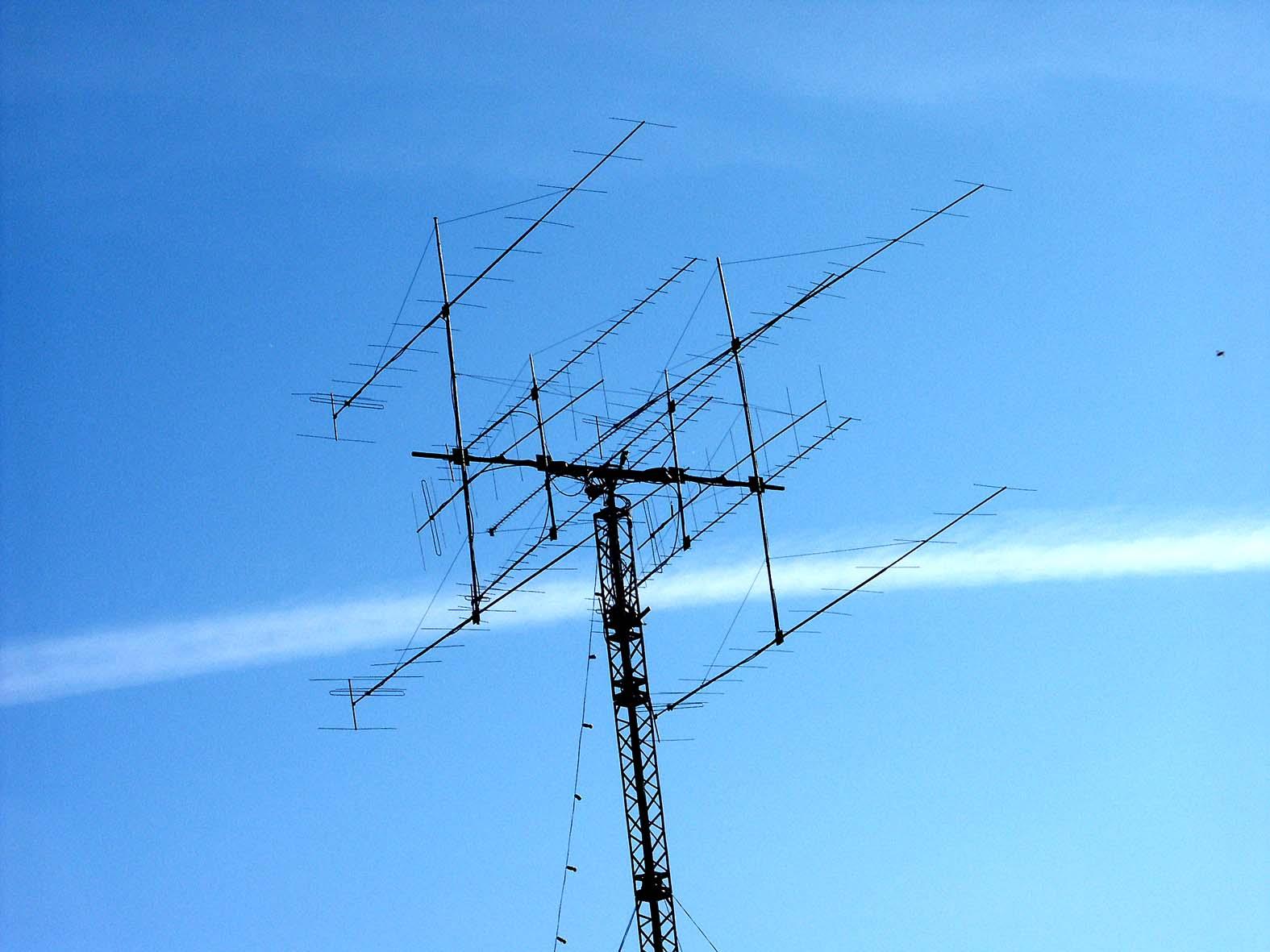 yagi antenna схема